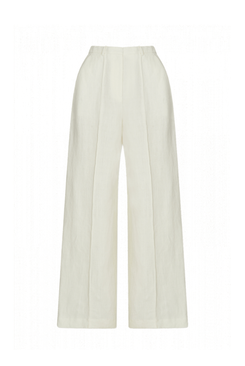 Loulou Studio Reao Linen Pant I TownHouse Work/Shop