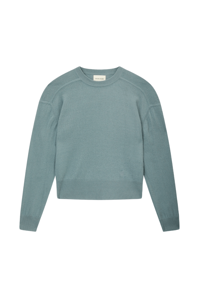 Loulou Studio Arutua Cachemire Sweater I TownHouse Work/Shop