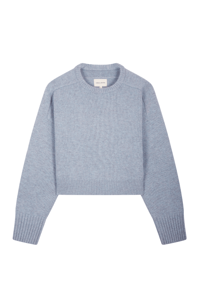 Loulou Studio Bruzzi Sweater I TownHouse Work/Shop