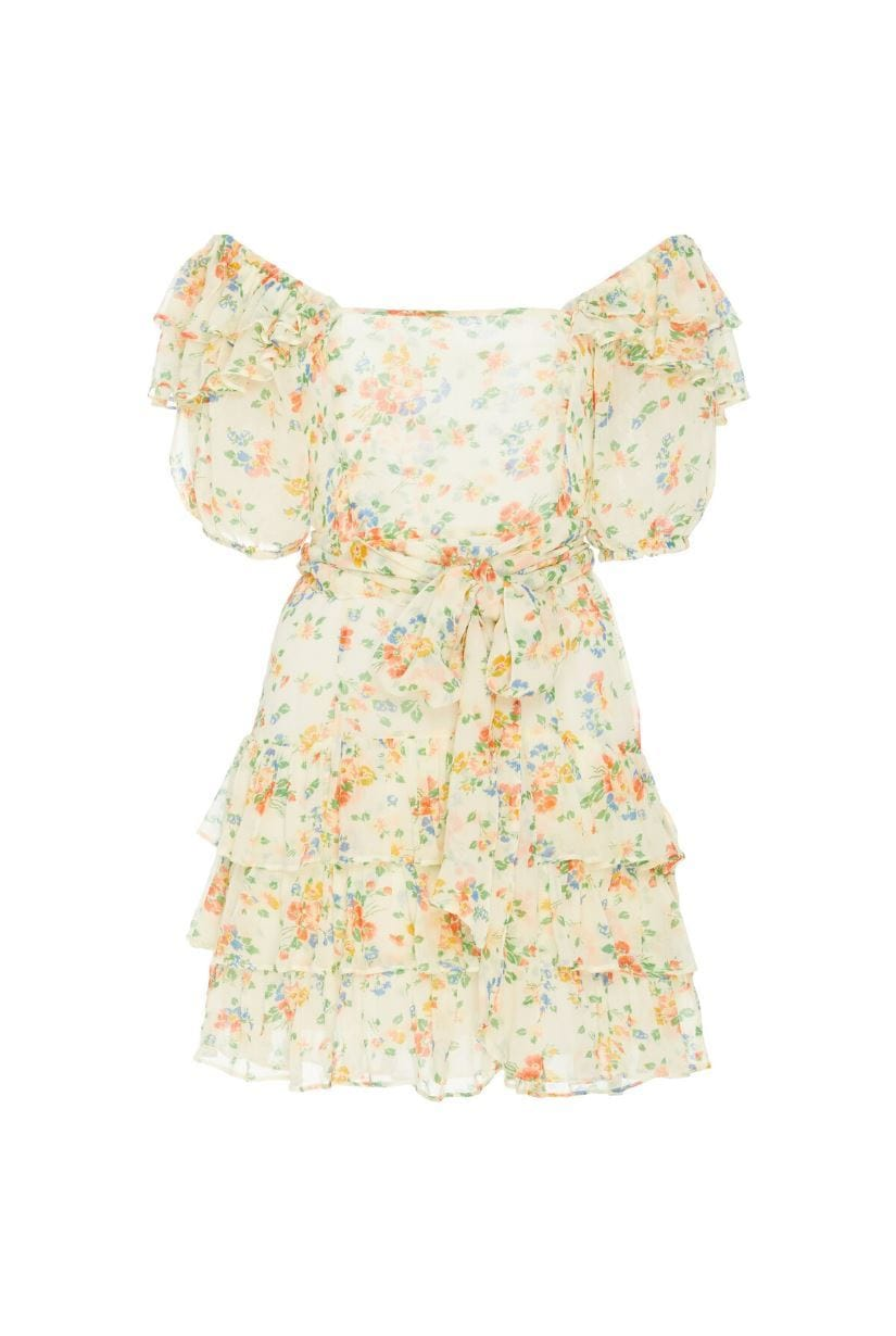 Robe Kimbra Robe LOVESHACKFANCY