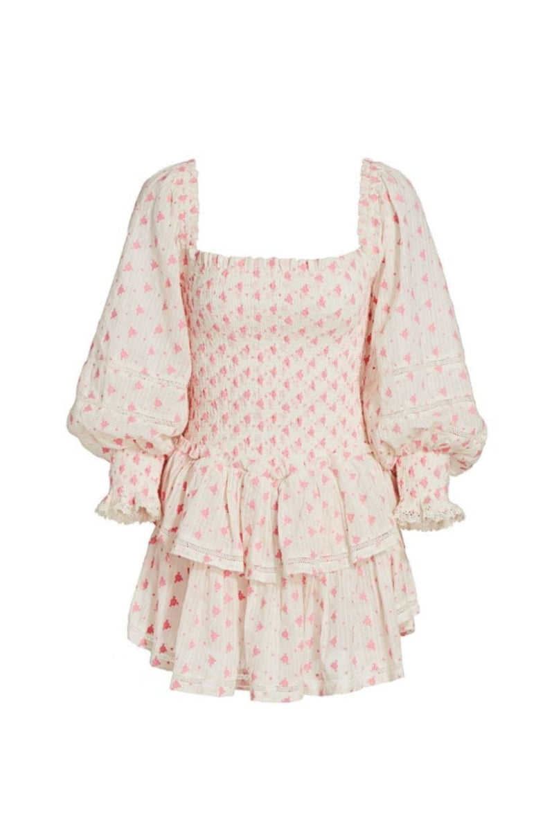 Robe Raelynn Robe LOVESHACKFANCY