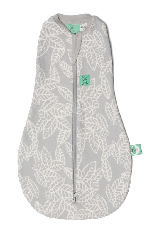 ergoPouch Australia-Cocoon Swaddle- Rainforest Leaves