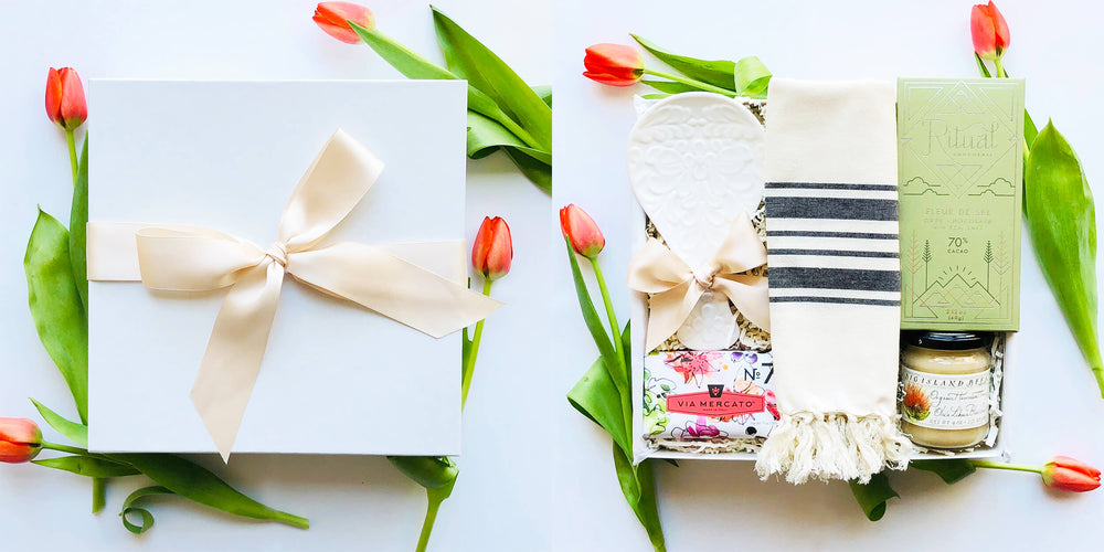 Mother's Day Curated Gift Boxes - The Perfect Gift For Mother's Day