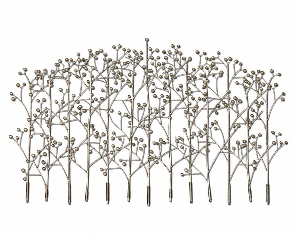 Iron Trees Metal Wall Art - taylor ray decor