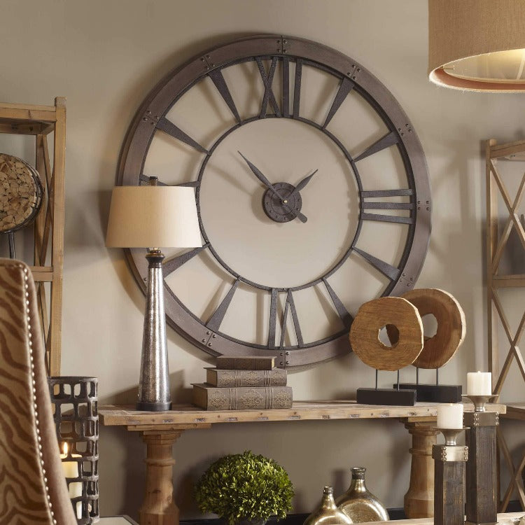 Ronan Large Wall Clock - taylor ray decor