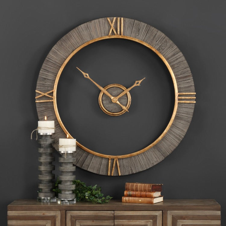 Alphonzo Modern Wall Clock - taylor ray decor