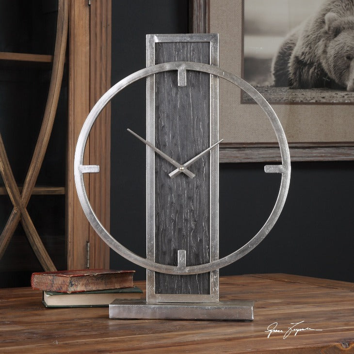 Nico Modern Table Clock