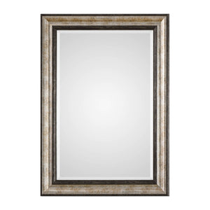 Shefford Antiqued Silver Mirror - taylor ray decor