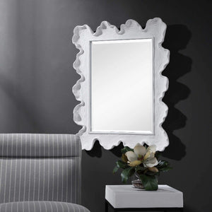 Sea Coral Framed Mirror - taylor ray decor