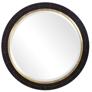 Nayla Tiled Round Mirror - taylor ray decor