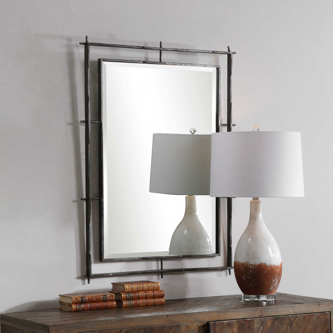 Ironworks Mirror - taylor ray decor