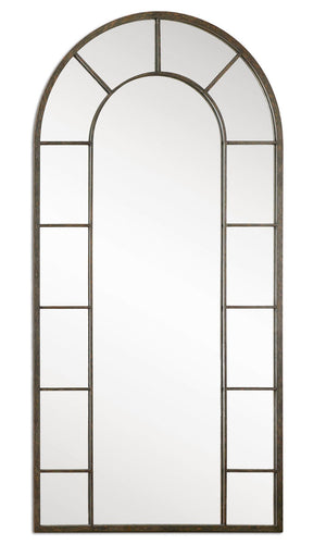 Dillingham Black Arch Mirror - taylor ray decor