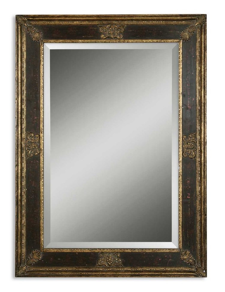 Cadence Antique Gold Vanity Mirror - taylor ray decor