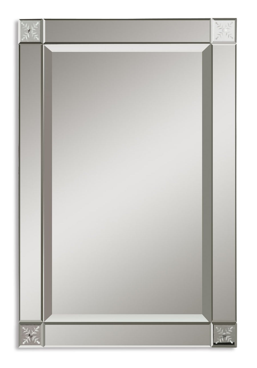 Emberlynn Frameless Mirror - taylor ray decor