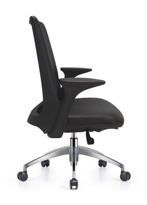 Creedence Full Leather Ergonomic Chair