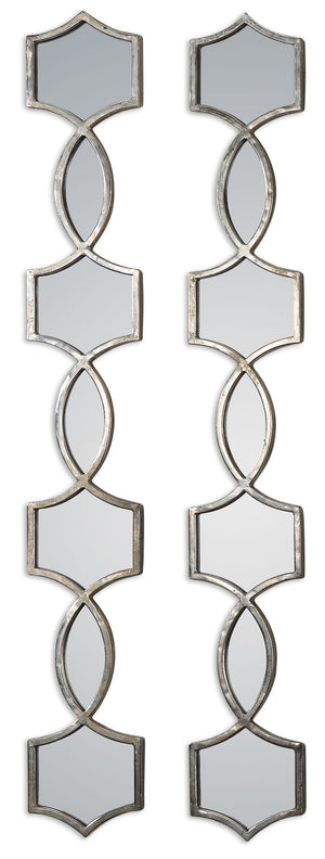 Vizela Metal Mirrors Set/2 - taylor ray decor