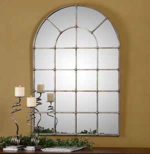 Barwell Arch Window Mirror - taylor ray decor