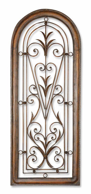 Cristy Petite Metal Wall Art - taylor ray decor