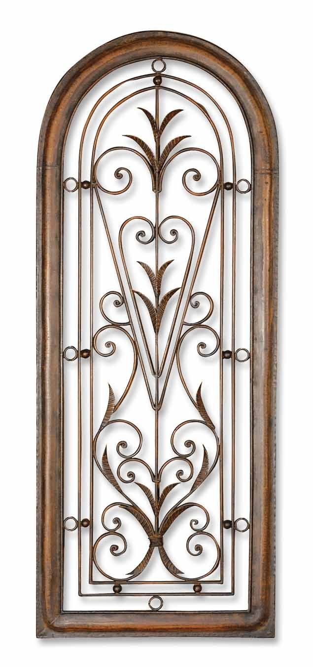 Cristy Petite Metal Wall Art