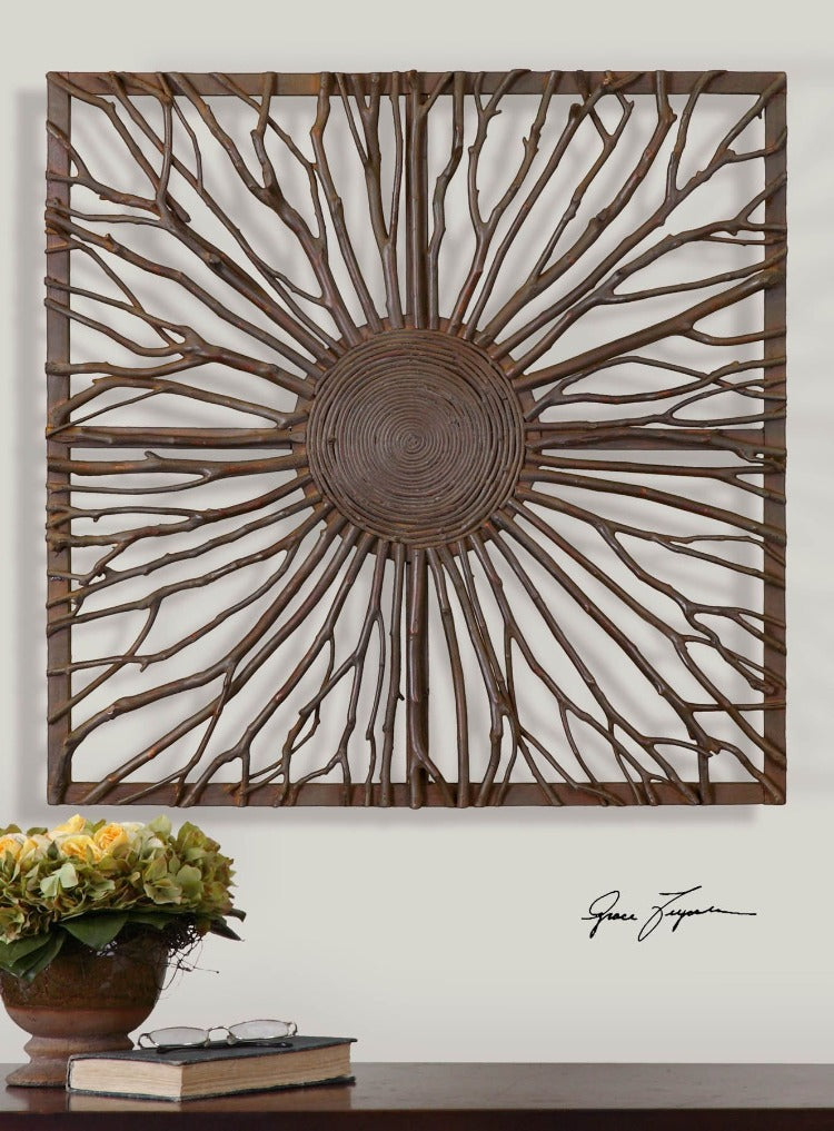 Josiah Square Wooden Wall Art - taylor ray decor