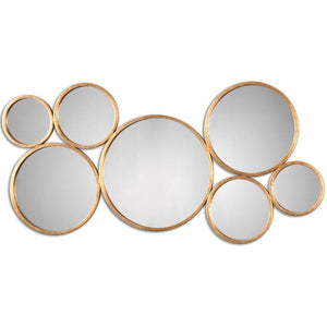 Kanna Gold Wall Mirror - taylor ray decor