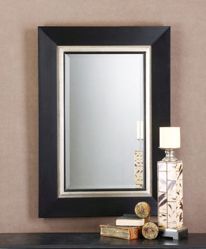 Whitmore Black Vanity Mirror - taylor ray decor