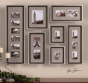 Massena Photo Frame Collage, S/7 - taylor ray decor
