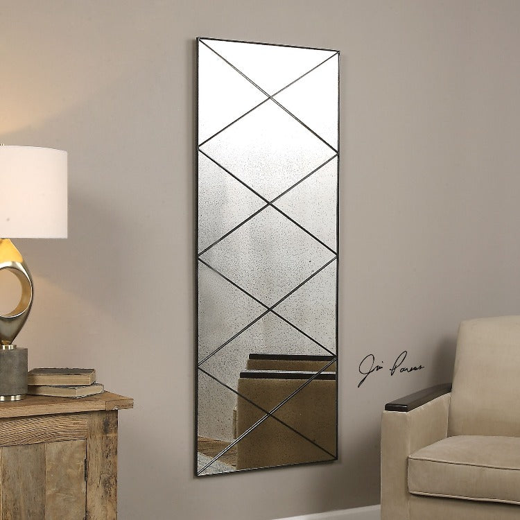 Emporia Antiqued Mirror
