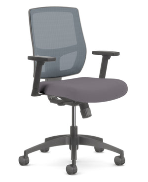 Airus Mid-Back Mesh Task Chair 1507.A70.E1 - taylor ray decor