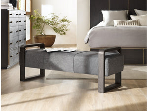 Curata Upholstered Bench - taylor ray decor