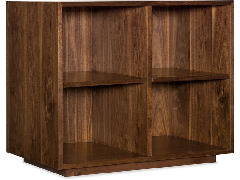 Elon Home Office Bunching Short Bookcase