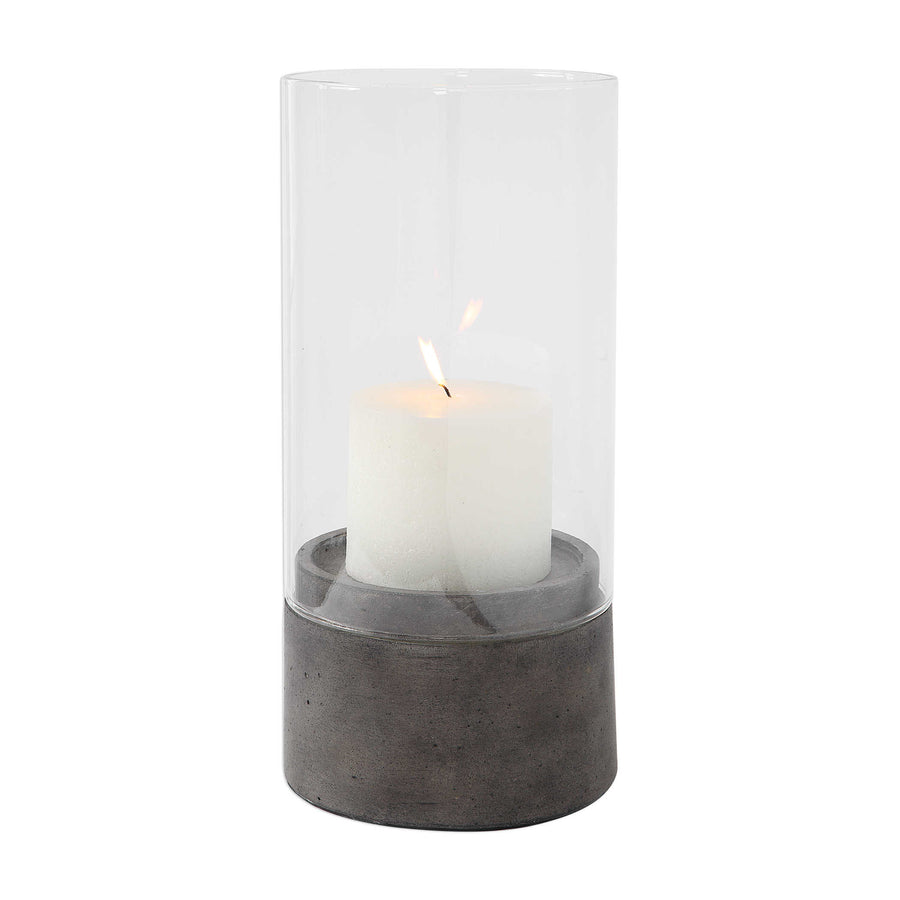 Luka Hurricane Candleholder - taylor ray decor