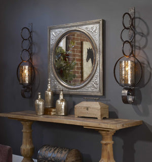 Falconara Metal Wall Sconce - taylor ray decor
