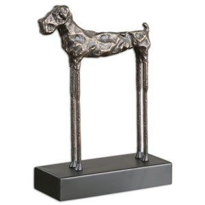 Maximus Cast Iron Sculpture