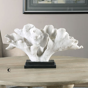 Blade Coral Statue - taylor ray decor