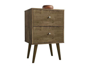 Liberty Mid-Century Modern Nightstand 2.0 - taylor ray decor