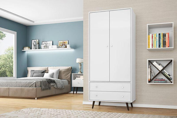 Liberty Armoire in White