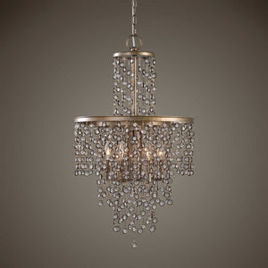 Valka 6 Light Crystal Chandelier - taylor ray decor