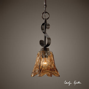 Vetraio Mini Oil Rubbed Bronze Pendant - taylor ray decor