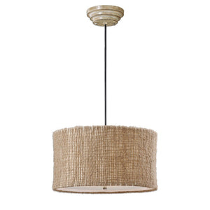 Burleson 3 Light Drum Pendant - taylor ray decor