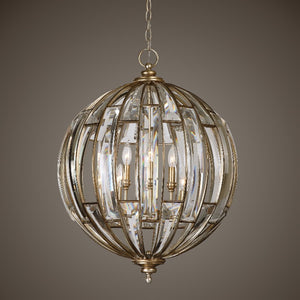 Vicentina 6 Light Sphere Pendant - taylor ray decor
