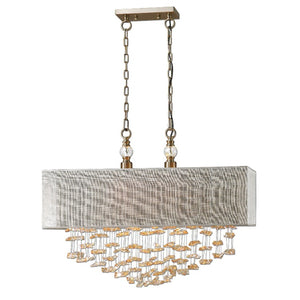 Santina 2 Light Shade Pendant - taylor ray decor