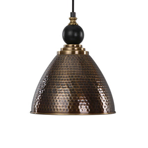 Adastra 1 Light Antique Brass Pendant - taylor ray decor