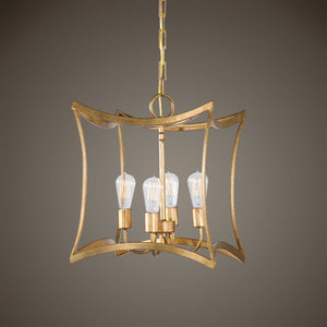 Dore 4 Light Lantern Pendant - taylor ray decor