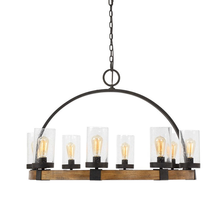Atwood, 8 LT Pendant / Chandelier - taylor ray decor