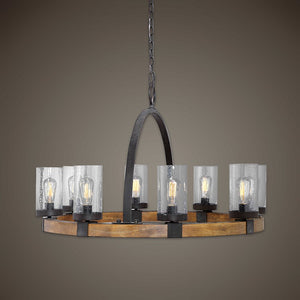 Atwood, 8 LT Pendant / Chandelier