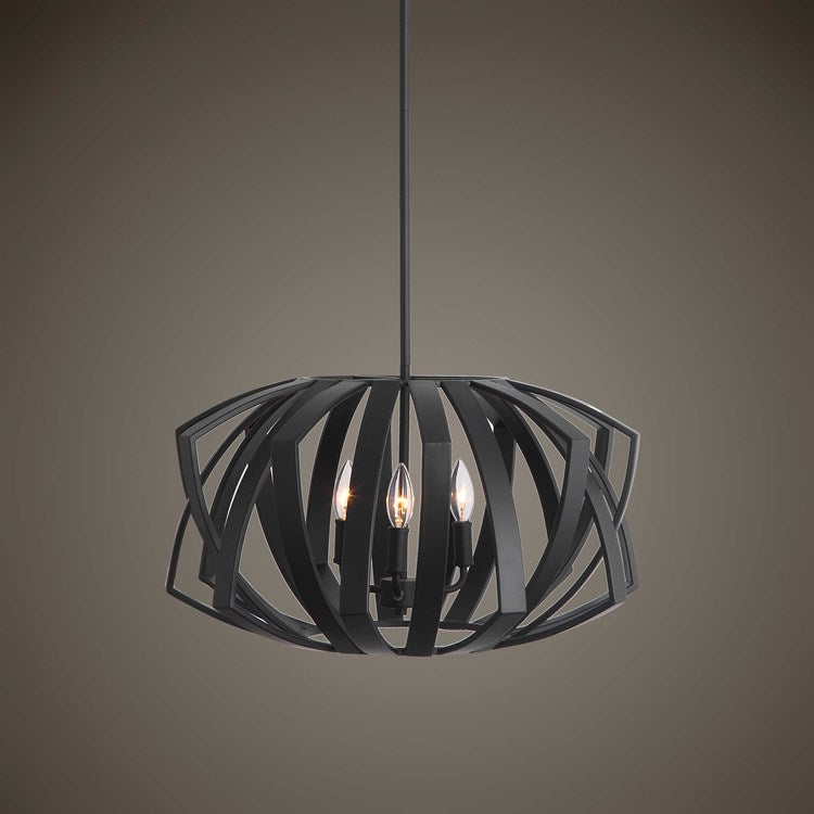 Thales, 3 Lt Pendant - taylor ray decor