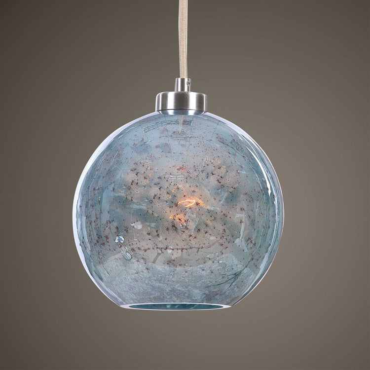 Gemblue 1 LT Mini Glass Pendant - taylor ray decor