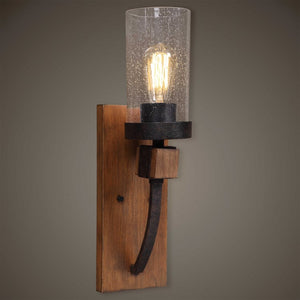 Atwood, 1 LT Wall Sconce - taylor ray decor