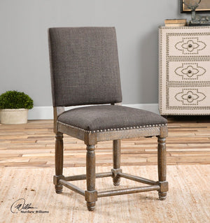 Laurens Gray Accent Chair - taylor ray decor